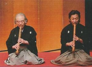 AokiSenseiandShoji2012