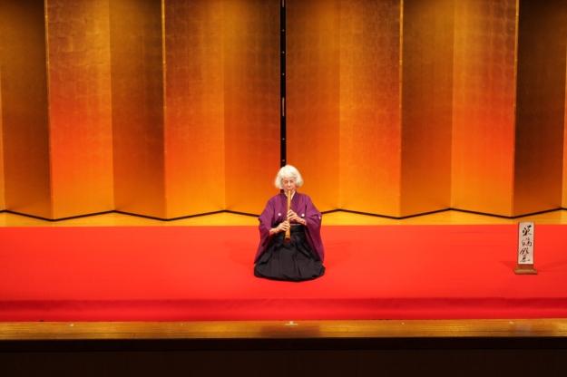 Elizabeth Reian Bennett Tokyo 2014. Photo: Reibokai